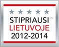 Stipriausi LT 2012-2014_Zenkliukas